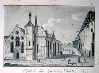 Chapelle des Quinze-Vingts
