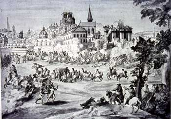 Bataille du faubourg Saint Antoine