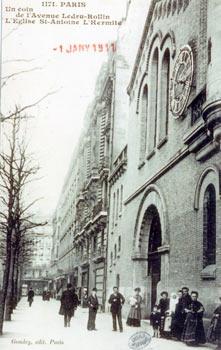 1er janvier 1911
