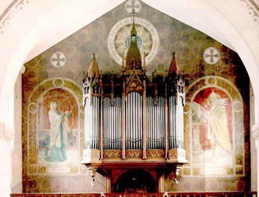 Orgue de chœur